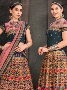 Exclusive Digital Print Designer Lehenga
