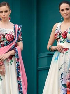 Magnificent Look Pure Silk Designer Lehenga Choli