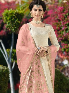 Rapturous Georgette Designer Suit