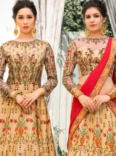 Stupendous Pure Banarasi Natural Silk